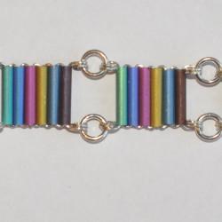 Niobium Tube Bracelet 2 £75.00 crop
